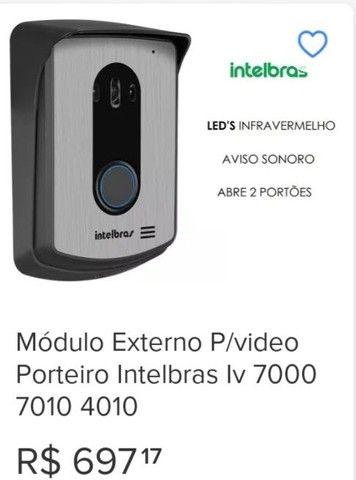 MÓDULO EXTERNO INTELBRAS