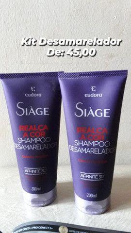 Kit Shampoo e Condicionador Eudora  - Foto 4