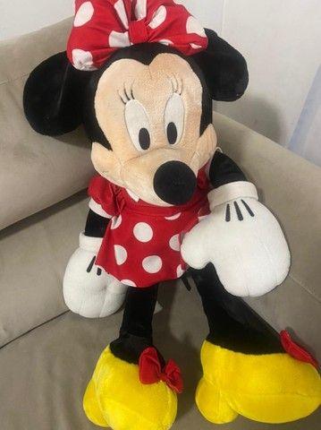 Kit Pelucia Mickey  e Minnie original Disney  - Foto 3