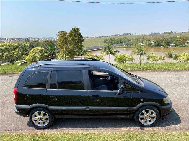 Chevrolet Zafira 2003 2.0 mpfi cd 8v gasolina 4p automático - Foto 3
