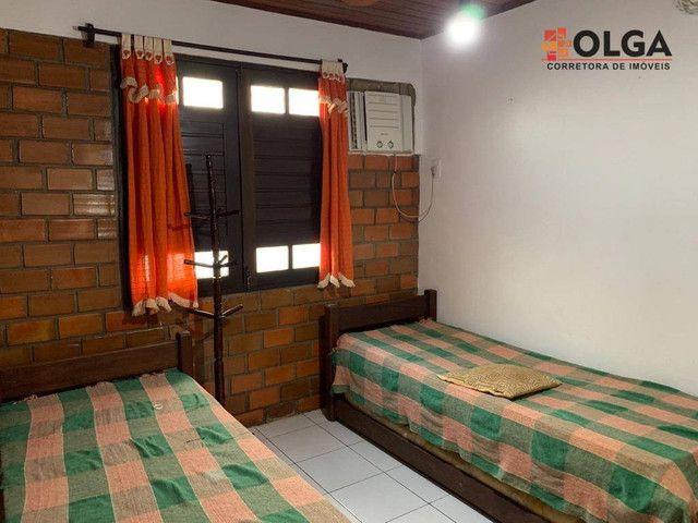 Casa com área gourmet em condomínio fechado, à venda - Gravatá/PE - Foto 17