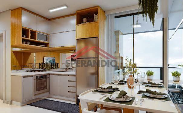 Lançamento! Apartamentos c/ 01 suíte + 01 quarto na Av. das Margaridas - Lot. São José - Foto 2
