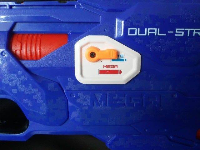 Nerf Dual-Strike - Arma de brinquedo - Foto 2