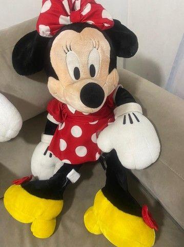 Kit Pelucia Mickey  e Minnie original Disney  - Foto 2