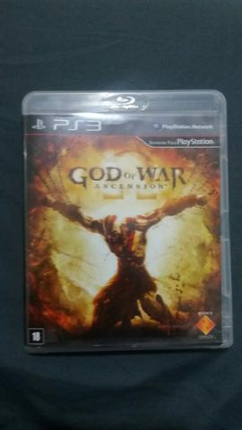 Vendo jogo good of war .