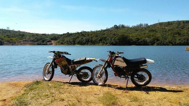 Honda Xr trilha