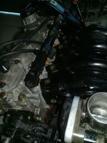 Motor 1.6 Power 2005 gasolina - Foto 3