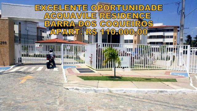 Excelente Oportunidade Apto.R$ 100.000,00 na Barra dos Coqueiros
