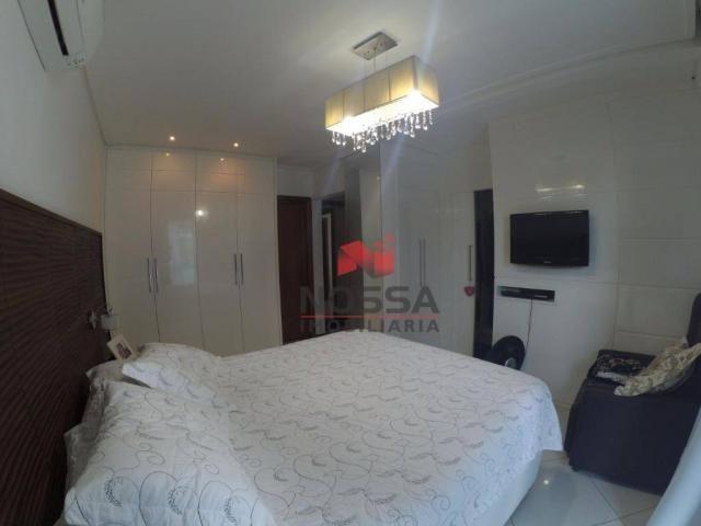 Apartamento 3 quartos em Jardim Camburi com 4 vagas, montado e decorado - Foto 11