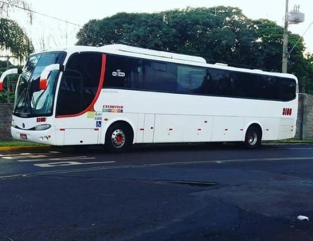 Vendo ônibus Escania