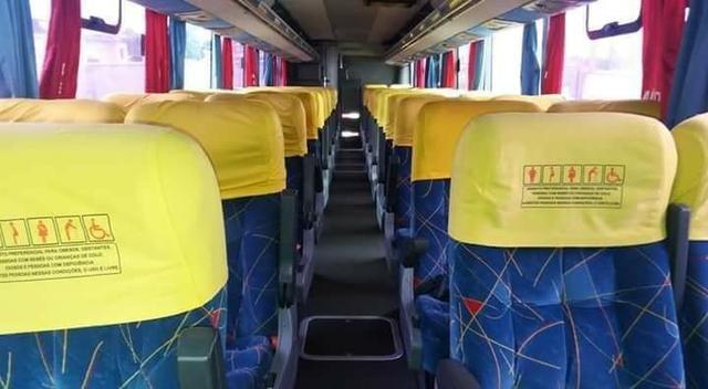Vendo ônibus Escania - Foto 5
