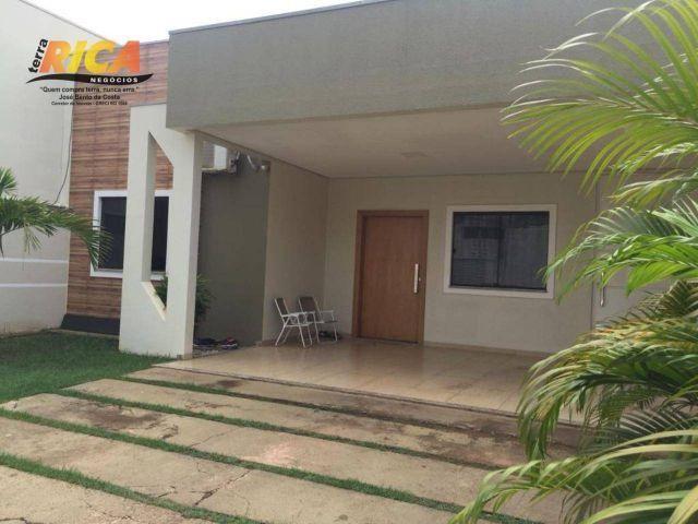 Casa no bairro Flodoaldo Pontes Pinto - CA0115