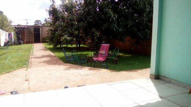 Casa financiada no Santa Luzia