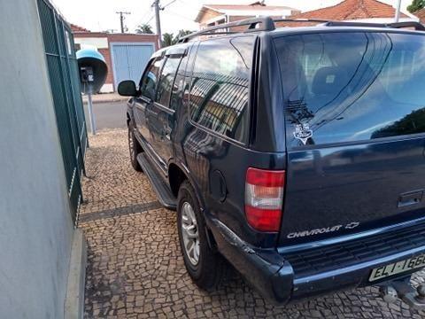 f330a62903 Preços Usados Chevrolet Blazer Alarme Campinas - Waa2