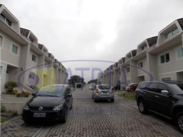 Casa à venda com 3 dormitórios em Santa candida, Curitiba cod:77002.783 - Foto 2