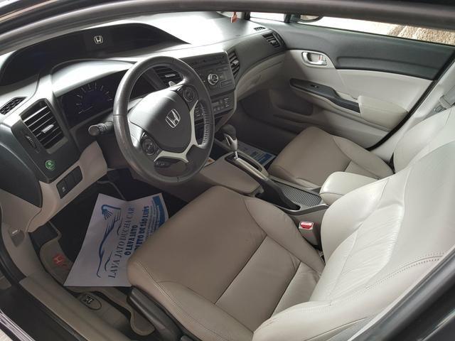 Honda Civic Lxr ano:2016 completasso carro novo - Foto 6