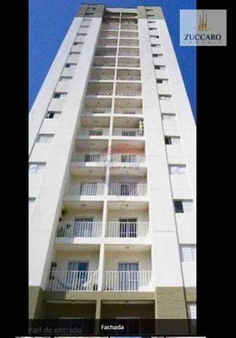 Apartamento com 2 dormitórios à venda, 54 m² por r$ 285.000,00 - vila sirena - guarulhos/s - Foto 17
