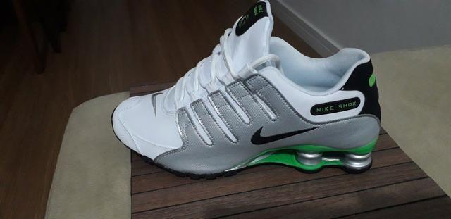 58b3da4896b Tênis Nike Shox Modelo NZ - Roupas e calçados - Jardim Jaú