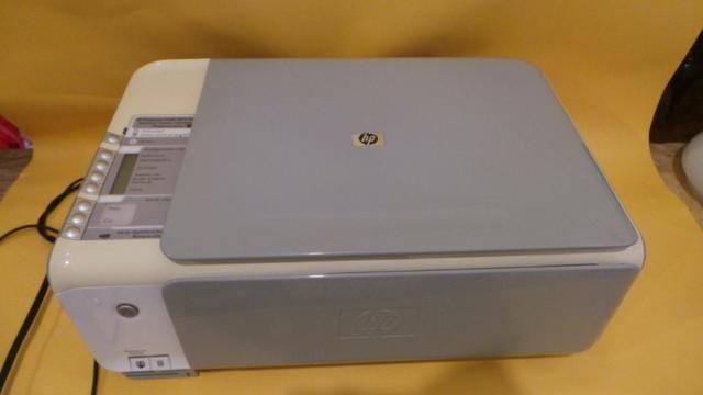Impressora hp photosmart c 3180 scanner copiadora funcionando sem cartuchos! - Foto 2