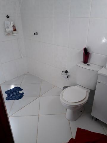 Sobrado em condomínio fechado com 120 m² de área construída + espaço externo - Foto 19