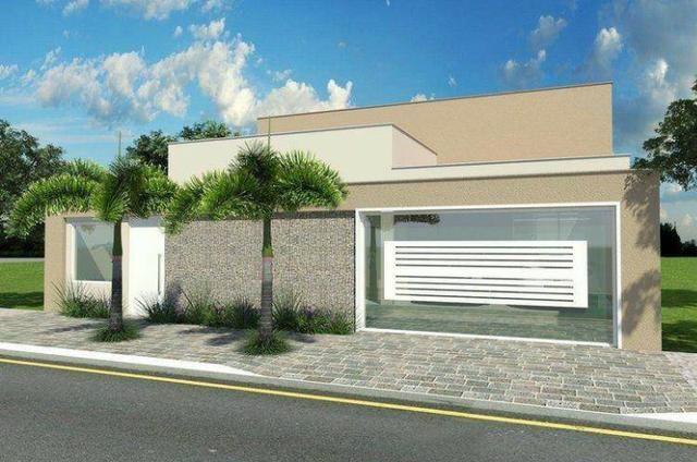 Aluguel?? Nunca mais! Venha Construir a sua casa Lotes a prestação em condomínio fechado - Foto 2