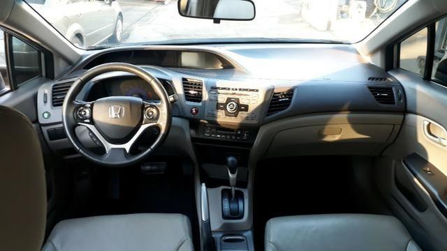 Honda Civic 1.8 Lxs - 2014 - Foto 14
