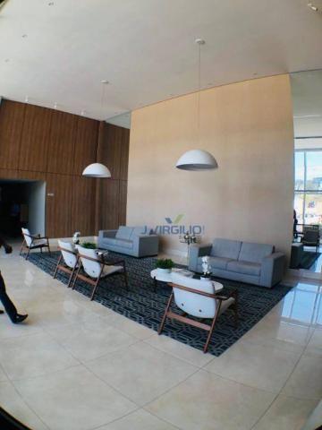 Apartamento com 3 suítes à venda, 117 m² por r$ 620.000 - jardim goiás - goiânia/go - Foto 3