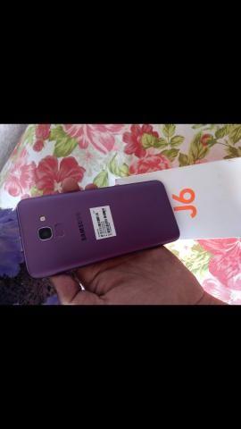 Sansung j6 violeta - Foto 2