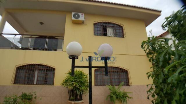 Sobrado com 5 quartos à venda, 224 m² por r$ 1.200.000 - santa genoveva - goiânia/go - Foto 3