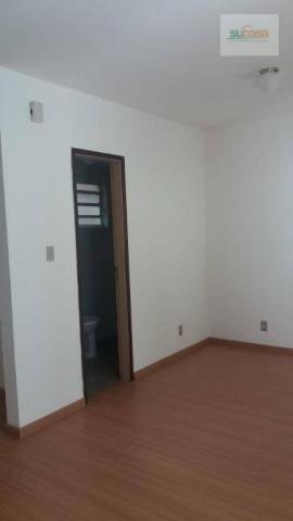Apartamento com 1 dormitório à venda, 29 m² por r$ 130.000 - centro - pelotas/rs - Foto 2