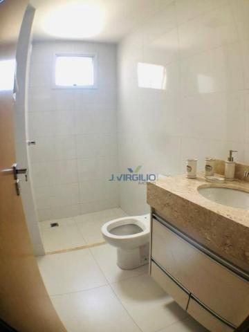 Apartamento com 3 suítes à venda, 117 m² por r$ 620.000 - jardim goiás - goiânia/go - Foto 17