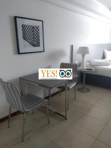 Apartamento - flat, para venda, centro, feira de santana, 1 dormitório, 1 banheiro, 1 vaga - Foto 2
