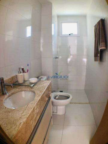 Apartamento com 3 suítes à venda, 117 m² por r$ 620.000 - jardim goiás - goiânia/go - Foto 12