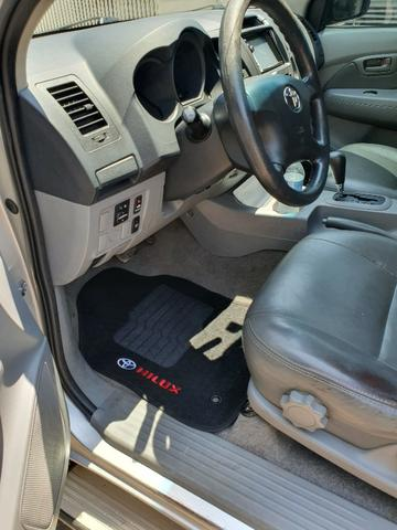 Toyota Hilux 2.7 SR Automática - Foto 4