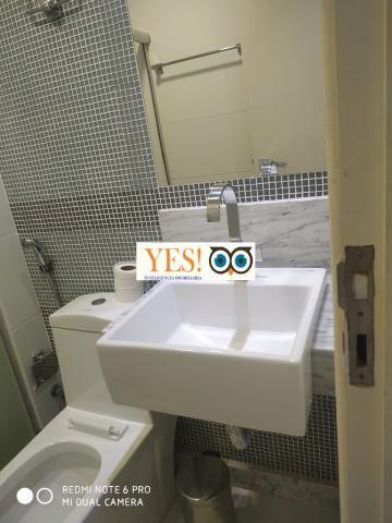 Apartamento mobiliado para locação, muchila, feira de santana, 3 dormitórios sendo 1 suíte - Foto 6