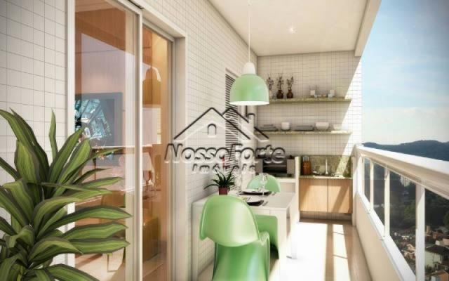 Apartamento na Guilhermina em Praia Grande - Foto 14