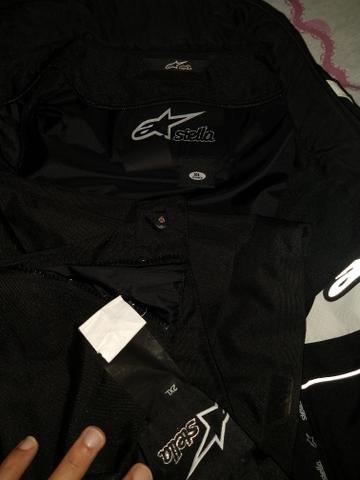 Calça jaqueta alpinestar - Foto 4