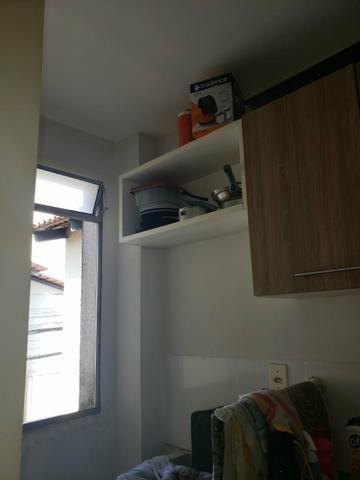 Alugo Apartamento 45m2, sala, 2/4, cozinha/lavanderia, banheiro - Foto 11