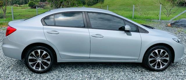 Lindo Honda Civic LXR 2.0 Impecável - Foto 2
