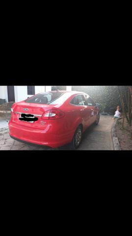 New Fiesta Sedan Mexicano 2013 Top - Foto 2