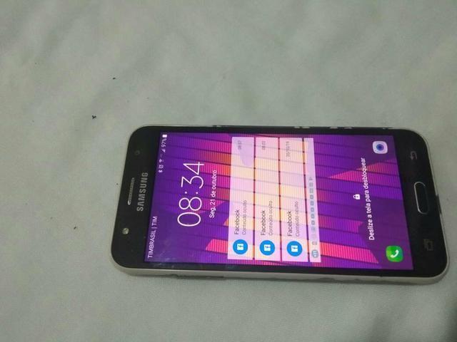 Vendo celular J5 Metal torrando - Foto 2