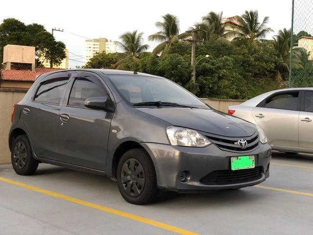 Toyota Etios X 1.3 Flex 2015 | Único dono