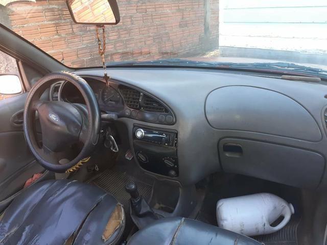 Vendo esse carro pra interior - Foto 4