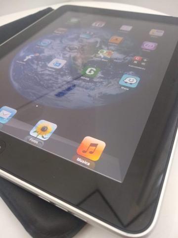 Ipad 1° Geracao, Pega Chip,3G/Wifi, 32gb, TOP!!!! - Foto 5