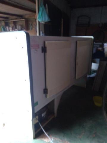 Freezer balcão vendo ou troco por um freezer horizontal - Foto 2