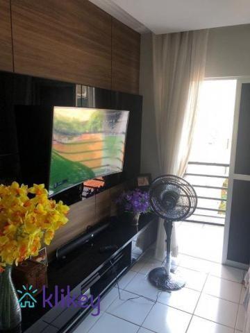 Apartamento à venda com 3 dormitórios em Messejana, Fortaleza cod:7945 - Foto 2