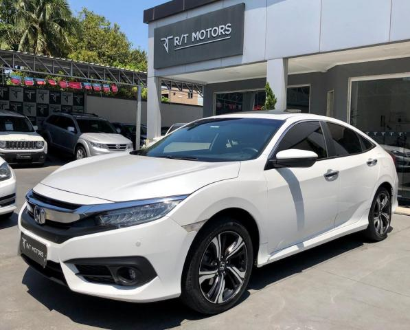Honda Civic Touring Turbo - TOP - Muito Novo = 0KM