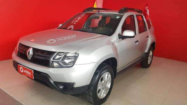 Duster Expression 1.6 CVT 2019 - Foto 8
