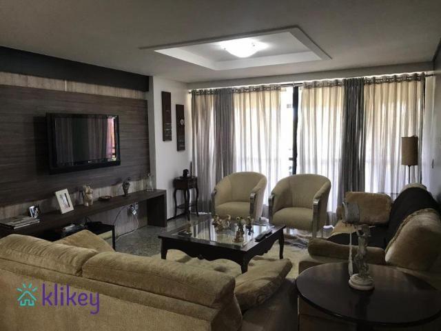 Apartamento à venda com 4 dormitórios em Guararapes, Fortaleza cod:7863 - Foto 4