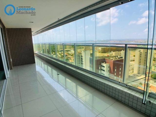 Apartamento à venda, 148 m² por R$ 1.150.000,00 - Guararapes - Fortaleza/CE - Foto 3